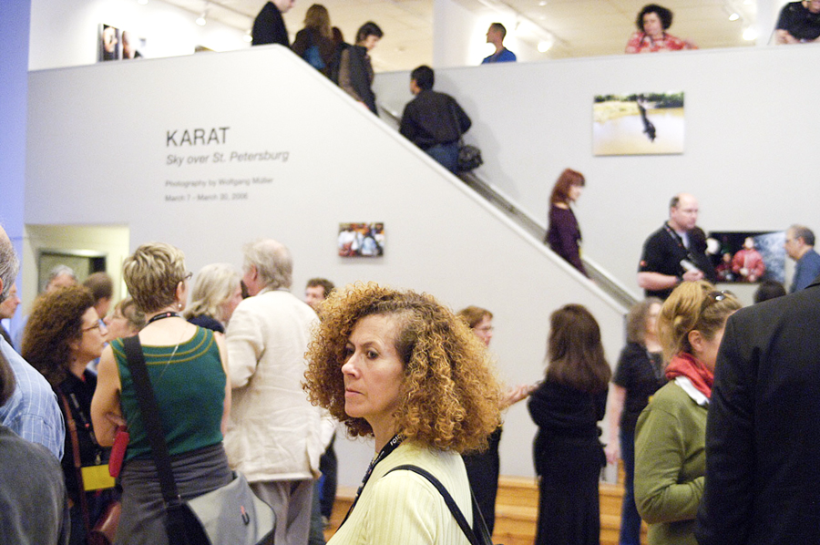 "FotoFest ""Artists Responding to Violence"" 